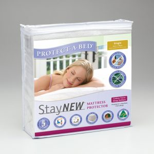 Stay New Terry Mattress Protector